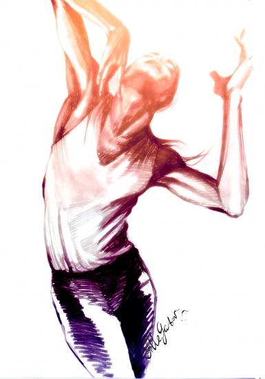Michael Jackson par allegator